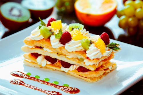 Десерт до 8 Березня