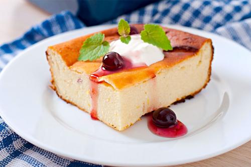 Корисний сніданок: рецепт сирної запіканки без манки і борошна
