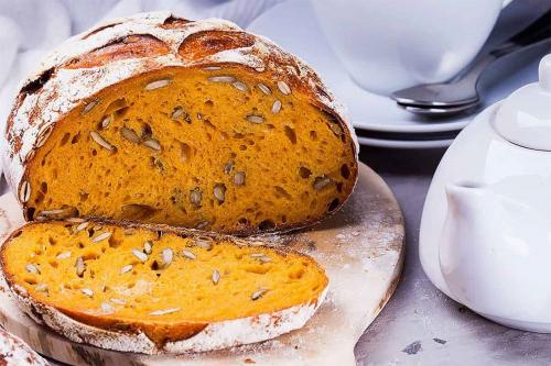 Гарбузовий хліб: простий рецепт