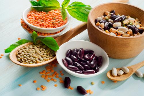 10 рослинних продуктів, в яких білка більше, ніж в м'ясі