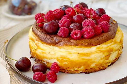 Кращий десерт до Дня всіх закоханих!