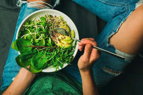 Пеганство: що це за дієта і як її дотримуватися