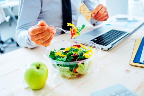 9 продуктів, які підвищують працездатність