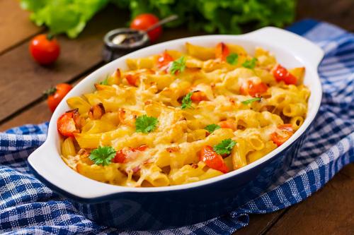 Проста запіканка з макаронів: покроковий рецепт