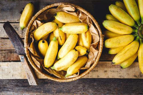 Чим корисні дуже стиглі банани?