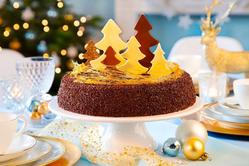 Новорічні десерти!