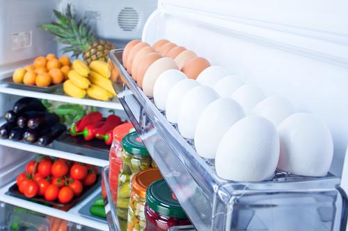 Секрети зберігання сучасних продуктів