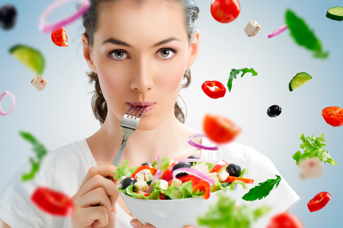 Правильне харчування - запорука здоров'я та краси