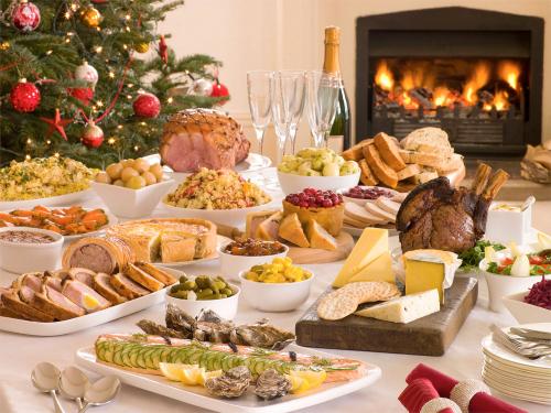 Рецепти найсмачніших новорічних закусок. Частина 2